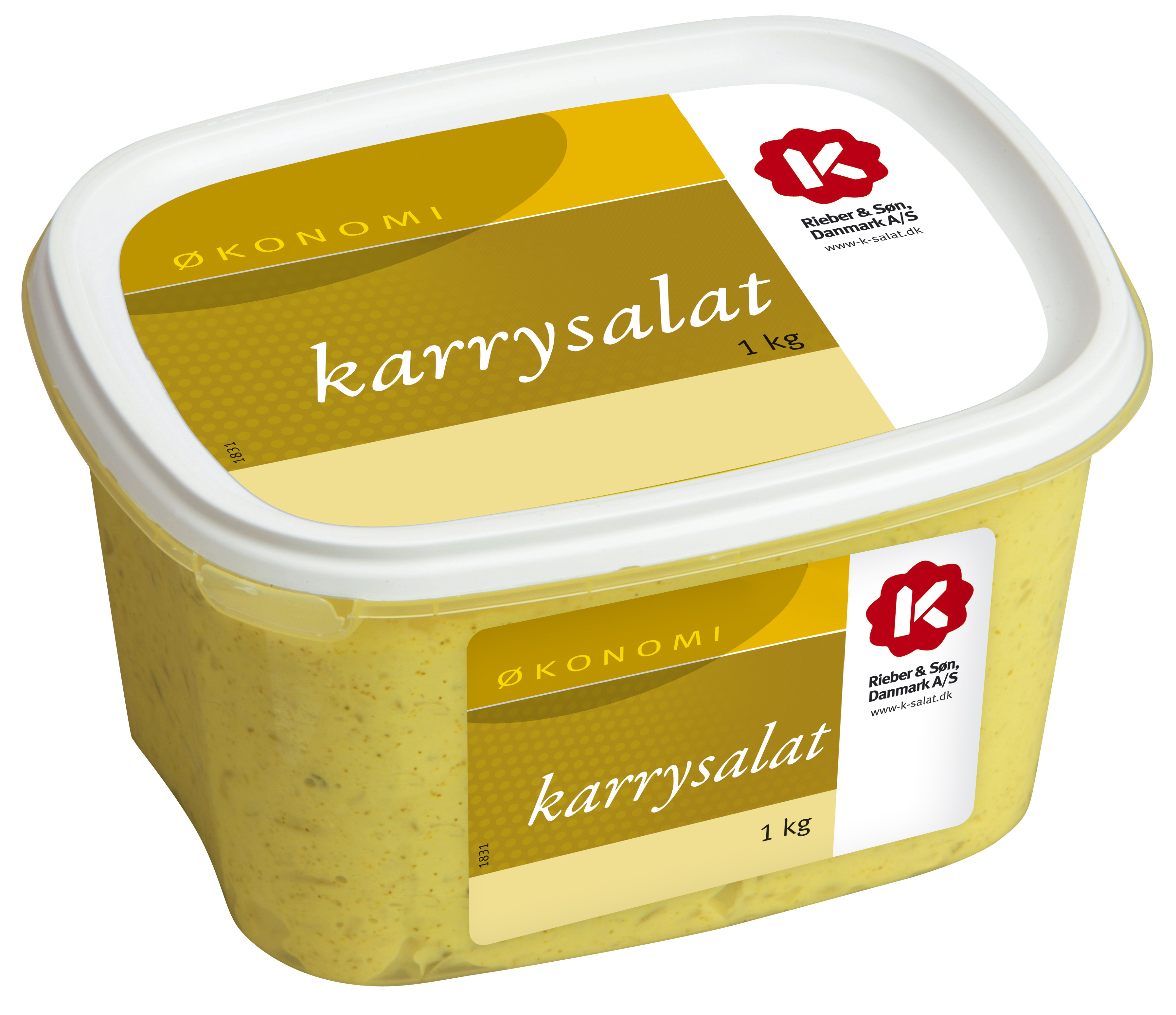 K-Salat Karrysalat 1 kg